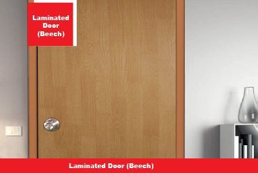 Laminated Door (Beech)