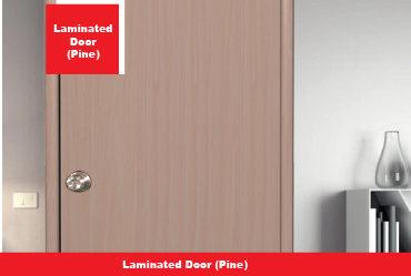 Laminated Door (Pine)