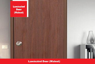 Laminated Door (Walnut)