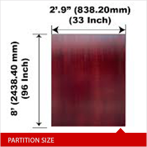 patition-size4
